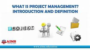 What Is Project Management  Project Management Definition And Fundamentals
