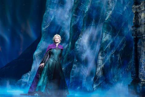 frozen broadway review disneys animated hit
