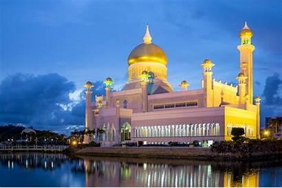 Brunei Moschee Omar Ali Bandar Begawan Seri