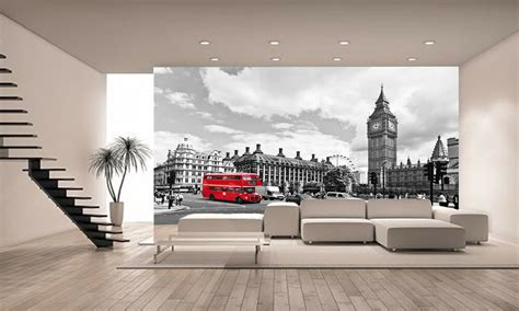 london bus wall mural photo wallpaper giant decor paper