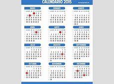 Semana Santa 2015 Jueves, viernes santos, calendario