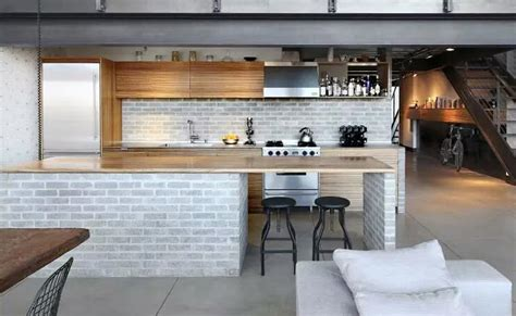 industrial style kitchen bar designinterior design