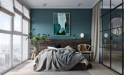 open plan bedroom room of the week an open plan living space with a glass