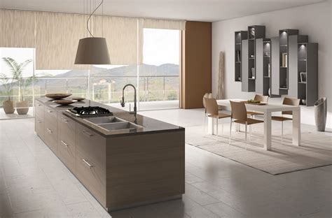 les cuisines modernes gorgeously minimal kitchens with organization