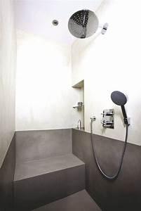 Panneaux D Habillage Pour Rénover Sa Salle De Bains : r novation salle de bain douche sans joint et sans ~ Melissatoandfro.com Idées de Décoration