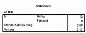 Spss Variable Berechnen : 2ask berechnung der streuma e mit spss ~ Themetempest.com Abrechnung