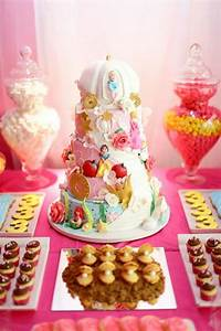 Pink Fairytale Princess Party - Baby Shower Ideas