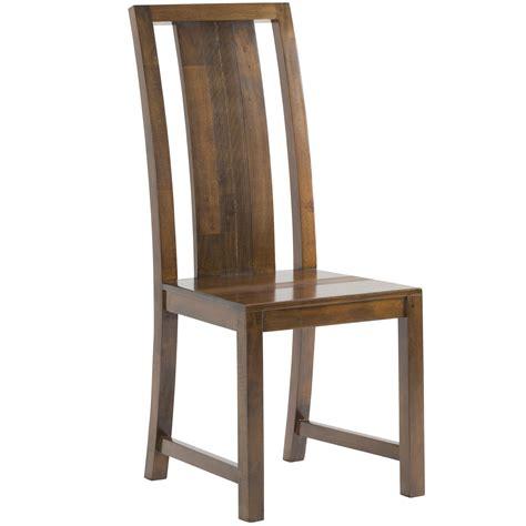 chaises en soldes chaises bois