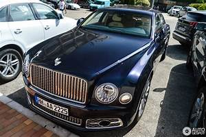 Bentley Mulsanne 2016 : bentley mulsanne 2016 25 october 2017 autogespot ~ Maxctalentgroup.com Avis de Voitures