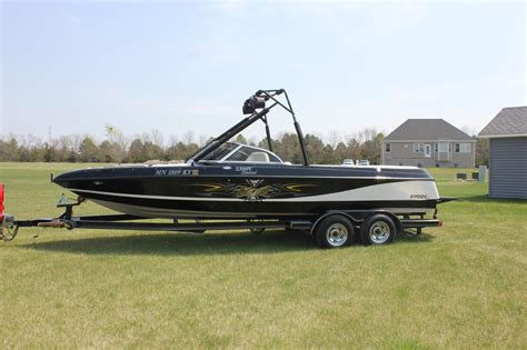 Tige Boats Usa by Tige 2300v Limited 2000 For Sale For 22 992 Boats From