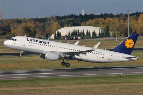 Lufthansa A320200 *sharklets* @ Berlin Tegel Airport