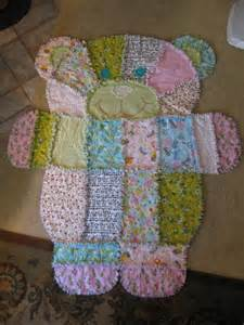 Crochet Rag Rug Patterns by You Have To See Teddy Bear Baby Quilt By Dvtrwhite17696