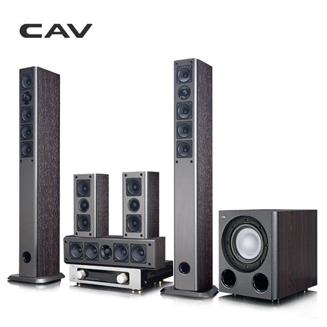 Home Cinema Anlage by Cav Imax Home Theater 5 1 System Smart Bluetooth Multi 5 1