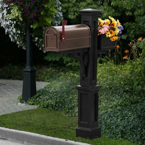 Decorated Mailboxes - decorative mailbox ideas outdoortheme