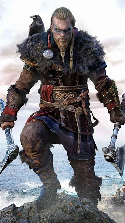 Creed Valhalla 4k Assassin Mobile Ultra Wallpapers
