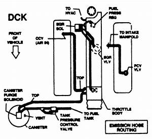 C3  U0026 C4 Corvette Vacuum Diagrams
