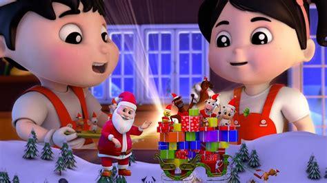 São mais de 129 mil artistas, 1 milhão de músicas e mais de 6 bilhões de downloads. Bate o Sino Pequenino🔔| Músicas de Natal para crianças | os sinos de tinir | Jingle Bells ...