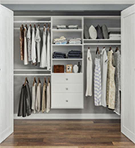 easy track closets select type  closet