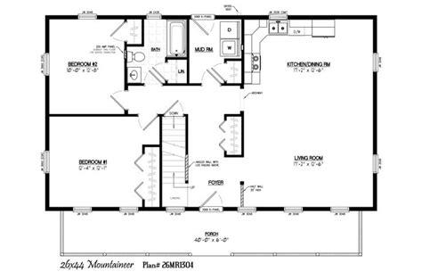 log floor plans 40x40 floor plans search barndo plans