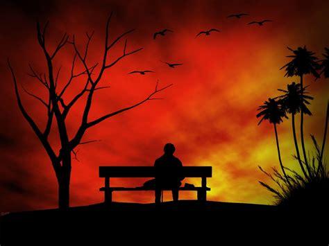 lonely, Mood, Sad, Alone, Sadness, Emotion, People ...