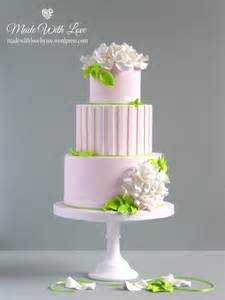 wedding cake with roses pink and white wedding cake with roses made with by me