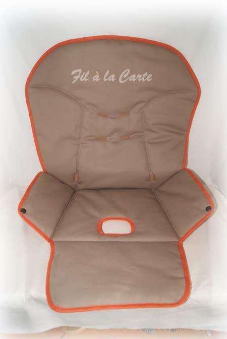 housse pour chaise haute housse de chaise bebe