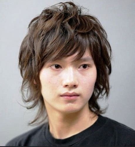 Haircut Korean Style Male