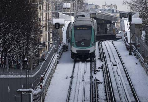 si鑒e ratp recrutement info trafic la neige perturbe le transilien ce vendredi la ratp prévoit une quot évolution quot encore inconnue francesoir