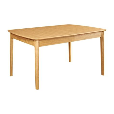 table cuisine habitat my table de salle à manger extensible en frêne habitat