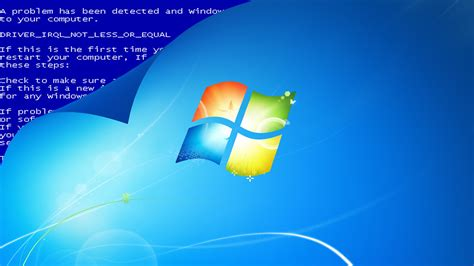 Cool Blue Background Hd Funny Windows Wallpaper Wallpapersafari