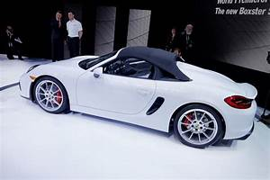 Porsche's Awesome Looking Boxster Spyder Will Earn Your