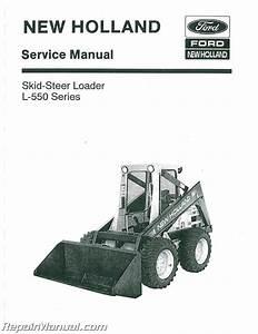 Ford 555 Backhoe Operators Manual