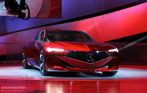 Acura Precision Concept 2020 by Acura S Next Generation Rlx To Be Inspired By Precision