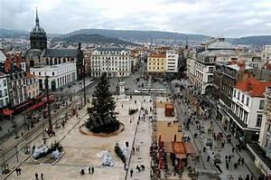 Grande Surface Clermont Ferrand : jaude vue d 39 en haut clermont ferrand puy de d me ~ Dailycaller-alerts.com Idées de Décoration
