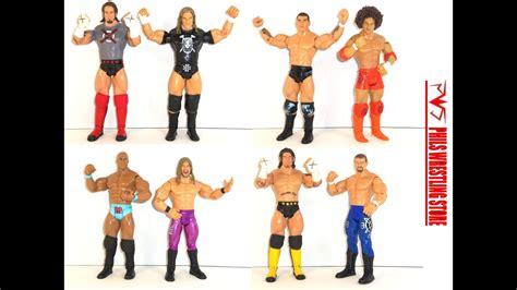 Wwe Cm Punk, Triple H, Randy Orton, Chris Jericho, Carlito