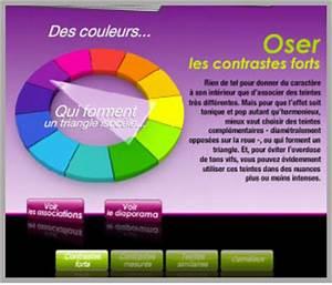 simulateur pour association de couleur peinture et couleur With amazing couleurs chaudes en peinture 5 peinture et association de couleur
