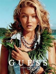 Gigi Hadid Guess Campaign | www.pixshark.com - Images ...