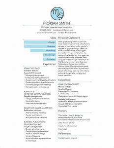 10 interesting simple resume examples you would love to With creative resume examples