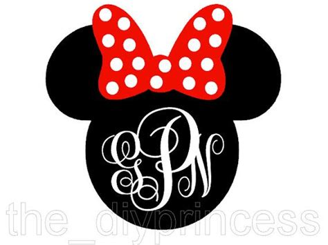 minnie mouse monogram minnie mouse monogram decal minnie mouse dresses