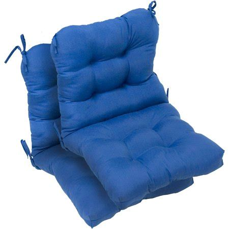 greendale home fashions outdoor seatback chair cushions