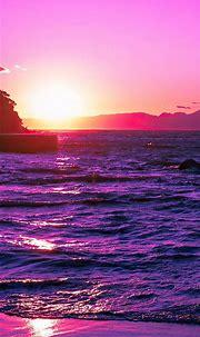beautiful evening purple sunset 4k iPhone 11 Wallpapers ...
