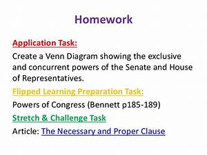 Us Government Congress Lesson  2  Powers
