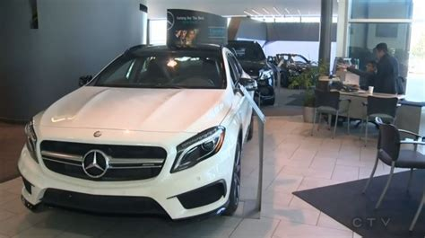 Luxury Car Dealerships Noticing Growing Problem Ctv