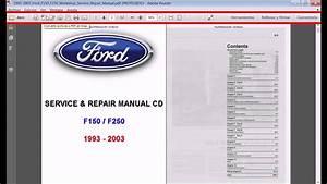 Manuales Pdf Ford F150 1993 A 2003