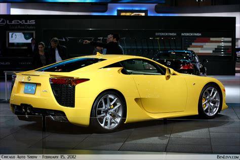 lexus yellow yellow lexus lf a benlevy com