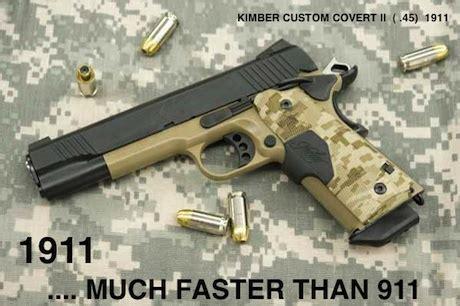 1911 Kimber Custom Covert II