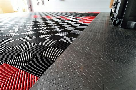 Racedeck Garage Flooring Tiles by Photo Gallery Racedeck