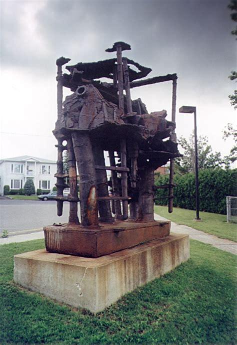 lhumain armand vaillancourt sculpteur peintre