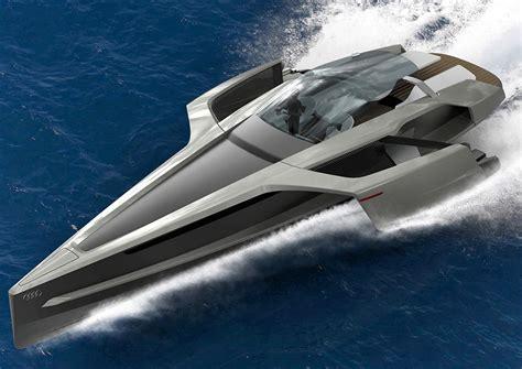 linternaute cuisine audi trimaran design concept yachts de luxe les concepts les plus fous linternaute