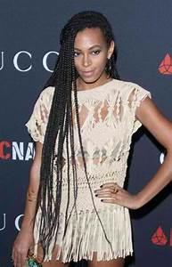 Waist length braids   box braids   Pinterest   Braids